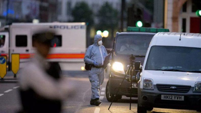 Общество: Серия ножевых нападений на людей произошла в Лондоне: есть жертва и много раненых