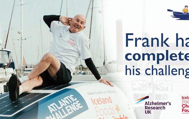 Общество: 70-летний британец на лодке в одиночку пересек Атлантический океан