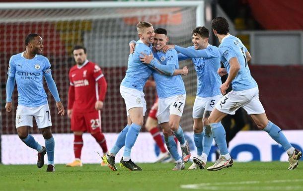Общество: Манчестер Сити разгромил Ливерпуль, отправив в ворота Алиссона четыре мяча