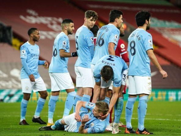 Общество: Манчестер Сити разгромил Ливерпуль на Энфилде – Зинченко в числе самых заметных: видео