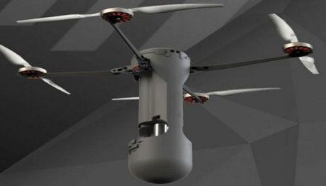 Общество: В Британии тестируют дрон, который запускается из гранатомета