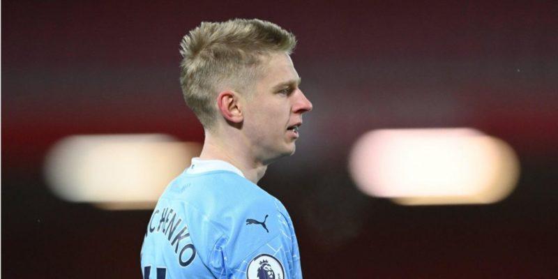 Общество: Звезда сборной Украины установил историческое достижение в Манчестер Сити