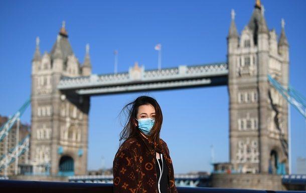 Общество: В Британии выявили новую мутацию коронавируса