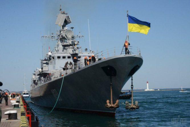 Общество: Великобритания профинансирует строительство двух военно-морских баз на Украине