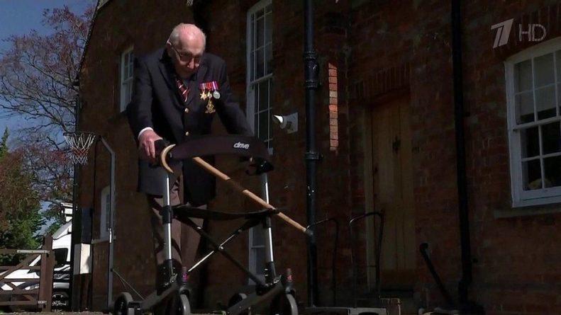Общество: В Великобритании мужчине, оскорбившему в Твиттере память легендарного ветерана Томаса Мура, грозит реальный срок