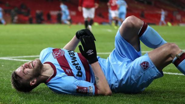 Общество: Ярмоленко получил травму в матче против МЮ в Кубке Англии
