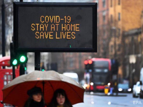 Общество: В Великобритании выявили новые мутации коронавируса