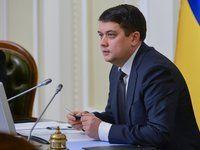 Общество: Разумков выступает за активизацию диалога парламентов Украины и Великобритании