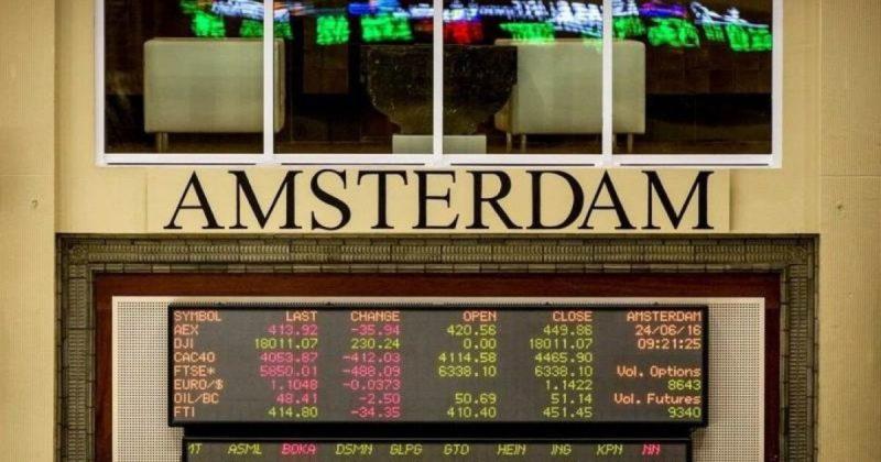 Общество: Амстердам после Brexit стал ведущим европейским центром торговли акциями, обойдя Лондон
