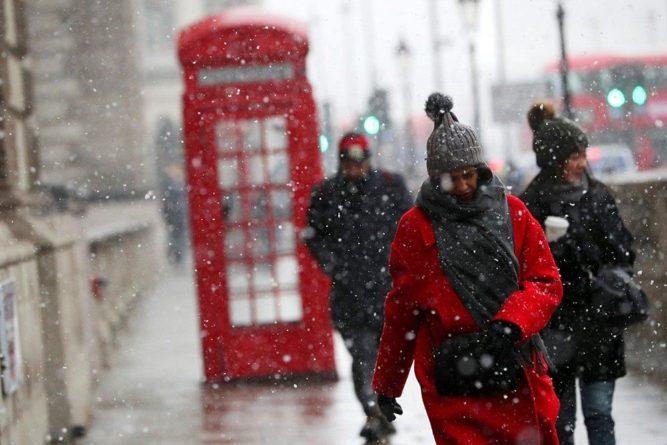 Общество: В Великобритании зафиксировали самые сильные морозы за последние 26 лет