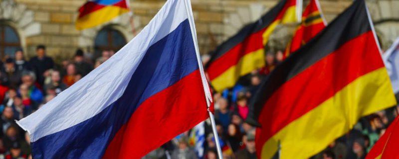 Общество: В Британии увидели зарождение новой дружбы между Россией и Германией