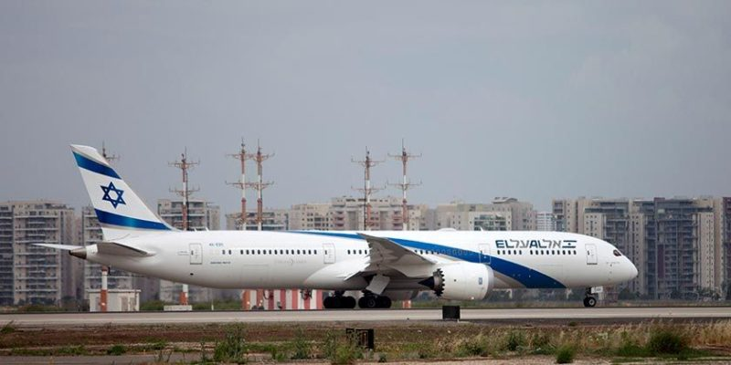 Общество: «Кан»: загадочный рейс «Эль-Аль» в Лондон «не для всех», авиакомпания молчит