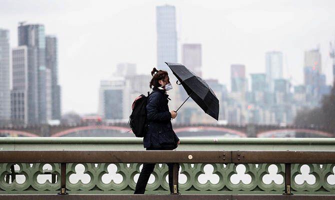 Общество: Экономика Великобритании упала на 9,9% впервые за 100 лет