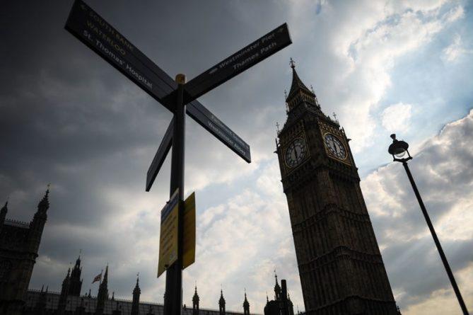 Общество: ВВП Великобритании установил антирекорд
