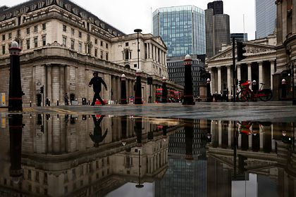 Общество: Экономика Великобритании рекордно рухнула после Brexit