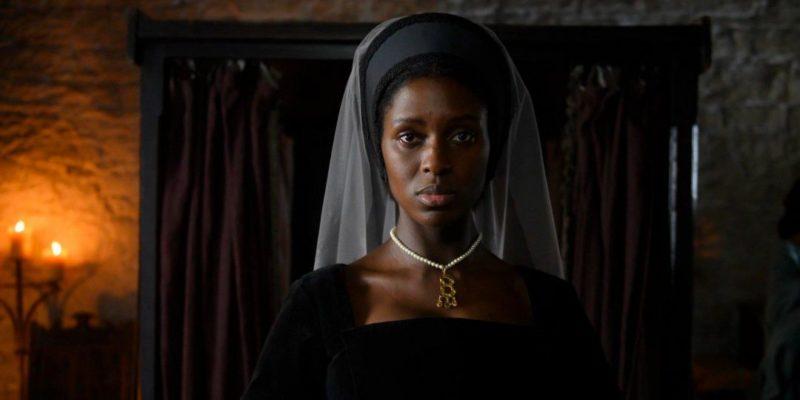 Общество: Драма Анна Болейн. Представлен первый кадр скандального сериала, в котором королеву Англии сыграет темнокожая актриса