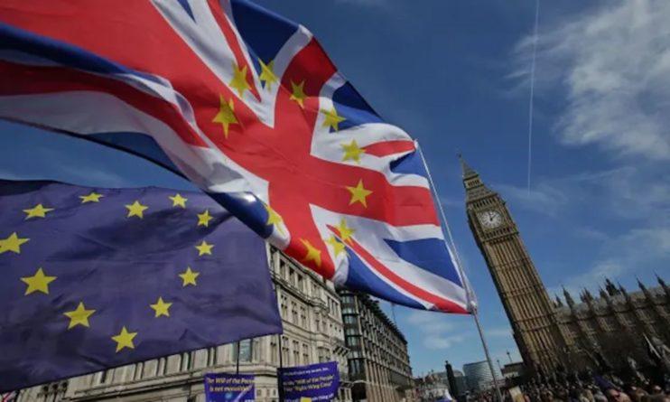 Общество: В Евросоюзе оценили будущие потери от Brexit