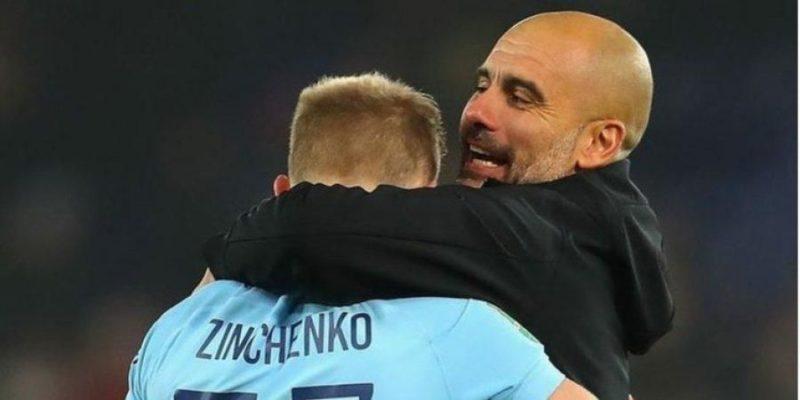 Общество: Тренер Манчестер Сити — Зинченко: «Главное, чтобы я твоей жене нравился»
