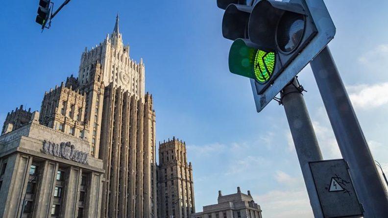 Общество: В МИДе объяснили ротацией отъезд ряда дипломатов РФ из Лондона