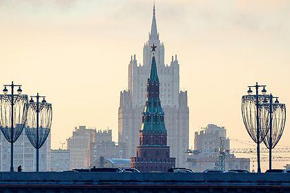 Общество: В МИД объяснили отъезд нескольких российских дипломатов из Лондона