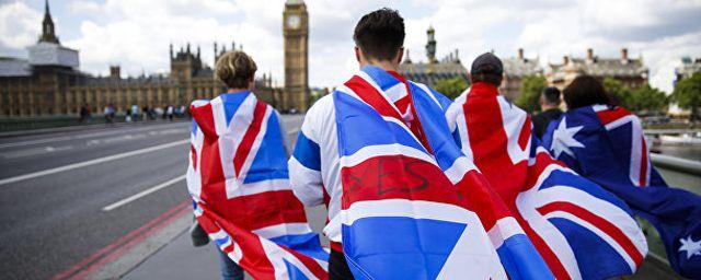 Общество: Впервые за 100 лет ВВП Великобритании упал на 9,9%