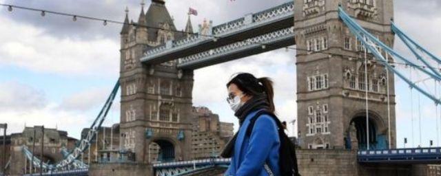 Общество: В Британии наблюдается стойкое снижение заболеваемости COVID-19