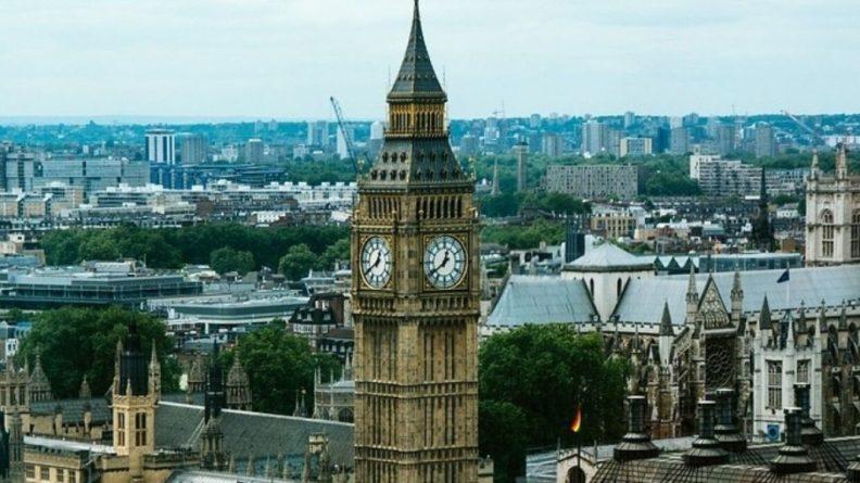 Общество: Сокращение ВВП на 9,9% стало рекордным для Великобритании