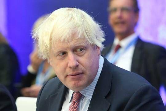 Общество: Джонсон прокомментировал идею о введении в Британии «ковид-паспортов»
