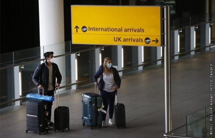 Общество: Приостановка авиасообщения РФ с Великобританией продлена до 16 марта
