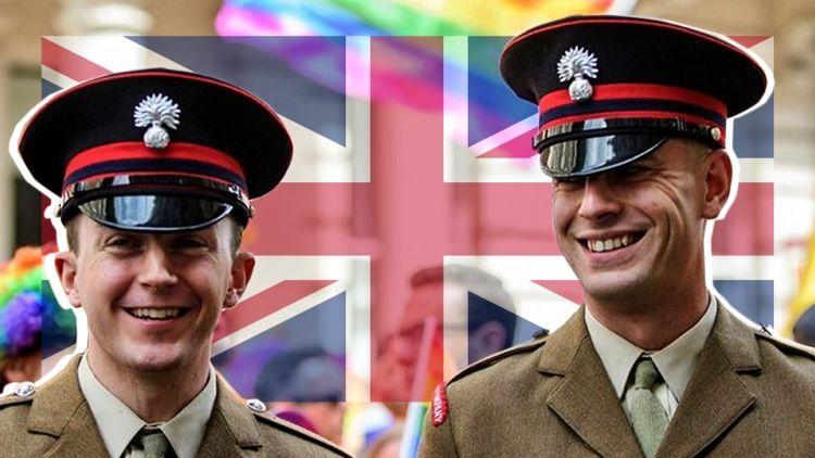 Общество: Великобритания вернет награды уволенным из армии геям