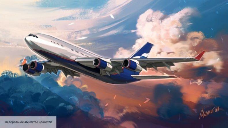 Общество: В Британии оценили ответ России Airbus и Boeing