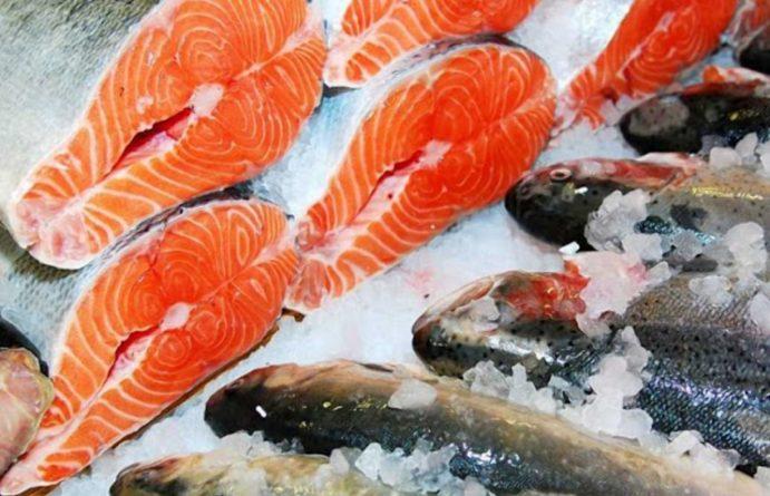 Общество: Великобритания получила разрешение поставлять рыбу в Украину