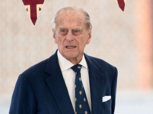 Общество: В Великобритании госпитализировали 99-летнего принца Филиппа