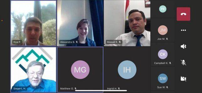 Общество: Представители деловых кругов Великобритании ознакомились с возможностью инвестирования в Таджикистане