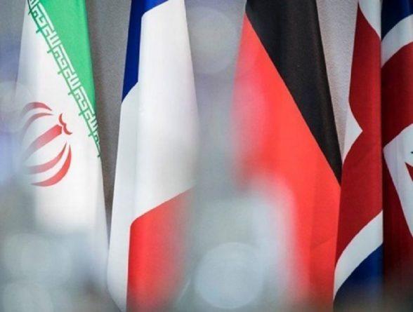 Общество: Обсудят Иран: Франция, Германия, Великобритания и США проведут переговоры