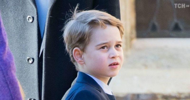 Общество: В Британии осудили мужчину, который пытался отравить принца Джорджа