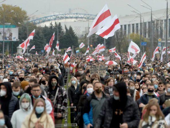 Общество: США и Великобритания ввели новые санкции против Беларуси