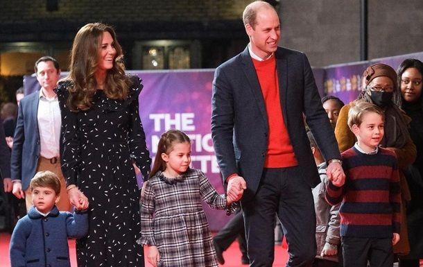 Общество: В Британии предотвратили убийство сына принца Уильяма и Кейт Миддлтон