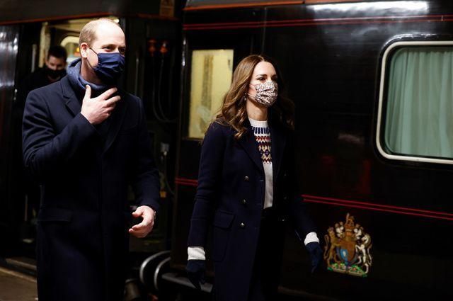 Общество: СМИ: в Великобритании предотвратили отравление сына принца Уильяма
