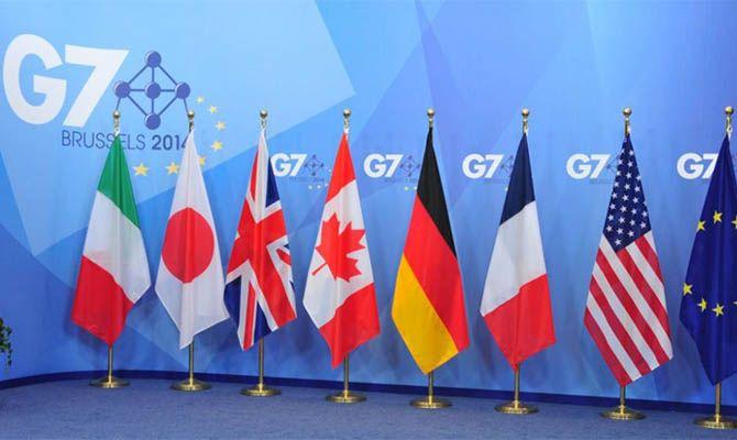 Общество: Под председательством Великобритании проходит виртуальный саммит G7