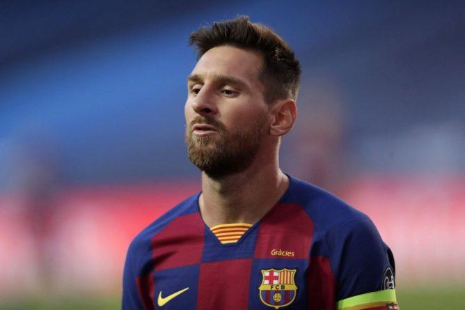 Общество: В Манчестер Сити отреагировали на возможный трансфер Месси