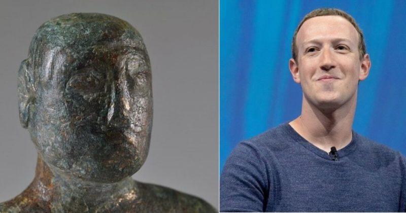"Общество: В Британии археологи нашли фигурку ""Цукерберга из Железного века"""