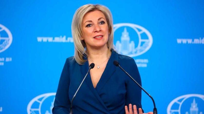 Общество: Захарова потребовала от Лондона объясниться за скандал с русскими СМИ