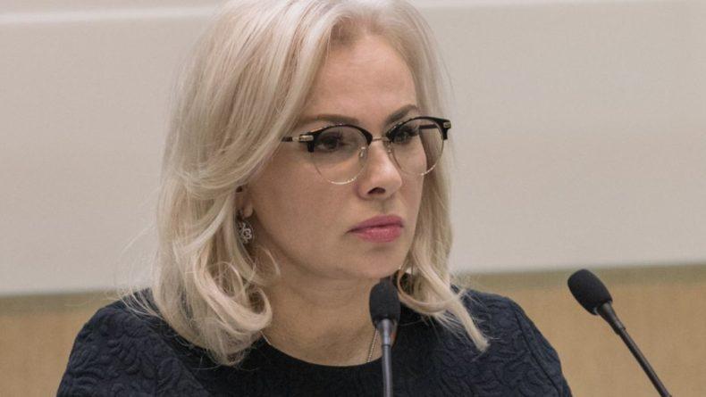 Общество: Сенатор Ковитиди раскритиковала «многоходовку» Великобритании и Украины в Крыму