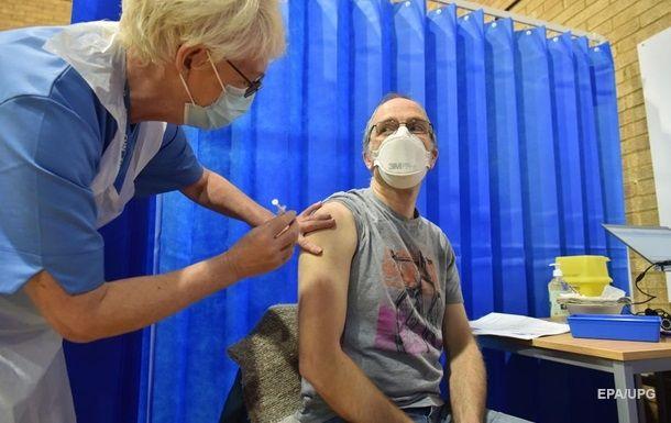 Общество: Британия хочет вакцинировать всех взрослых до 31 июля