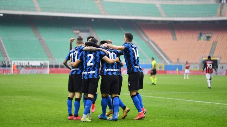 Общество: Дубль Мартинеса помог «Интеру» разгромить «Милан» в дерби