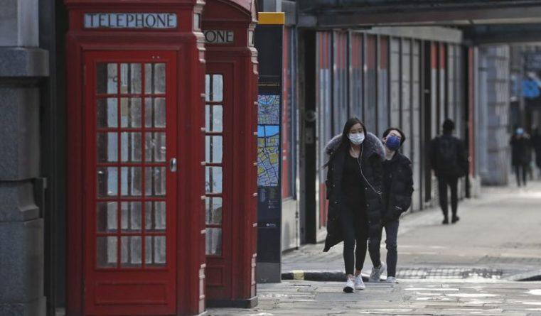Общество: В Великобритании объявлено об ослаблении жёсткого карантина