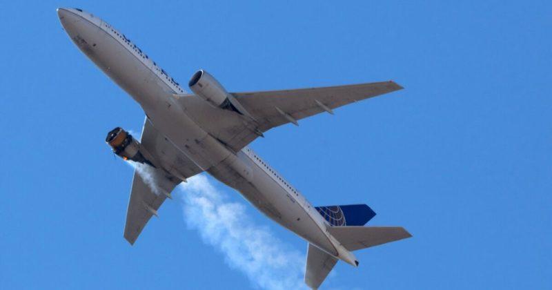 Общество: Британия запретила полеты Boeing 777 после инцидента с лайнером в США