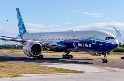 Общество: Великобритания запретила рейсы самолетов Boeing