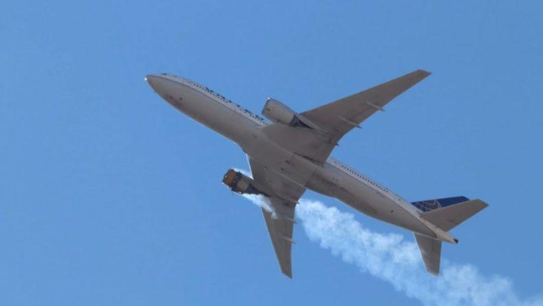 """Общество: Великобритания временно запретила полёты """"Боинга 777"""""""